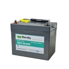 AGM Blei Akku 12V / 40 Ah, Eternity Technologies, A0412034