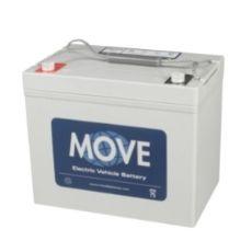 AGM Blei Akku 12V / 105 Ah, Move - Artikel: MPA 105-12