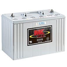 Blei Gel Akku 12V / 97,6Ah - MK Battery - Artikel: E31 SLD G ST