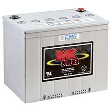 Blei Gel Akku 12V / 74Ah - MK Battery - Artikel: M24SLDGFT