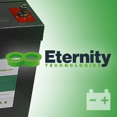 Blei Gel Akku 12V / 60 Ah, Eternity Technologies, G04 12 052