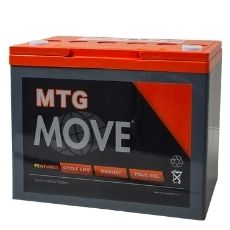 Gel Akku 12V / 76 Ah, Move - Artikel: MTG 76-12